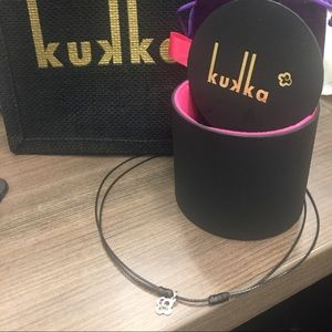 Kukka necklace, brand new with box, tag and bag